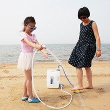 15L Multi-purpose Bucket Outdoor Shower Outdoor Portable Pressure Car Wash