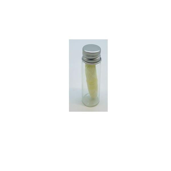 Эко зубная нить натуральная кукурузная нить ноль отходов бамбуковый уголь веганская Экологичная зубная нить - Цвет: Слоновая кость