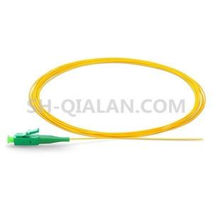 Image 4 - LC APC Codino 1m 1.5m 3m 10m Simplex 0.9 millimetri Rivestimento di PVC Singolo Modalità LC/ APC Ftth Cavo In Fibra Ottica Della Treccia