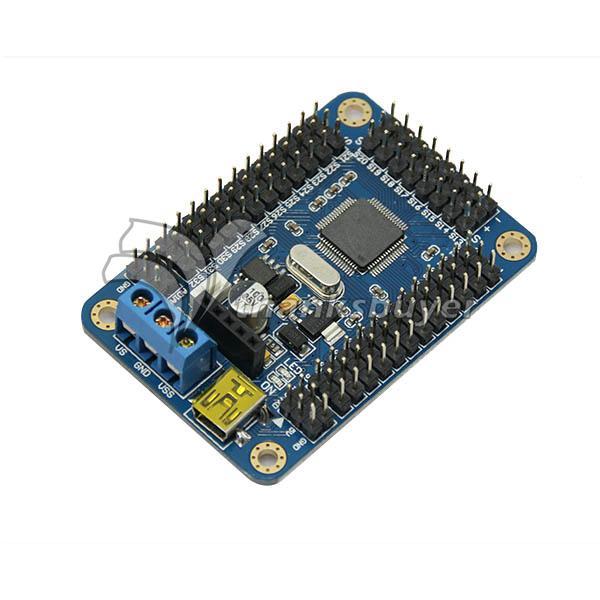 16 channel servo motor controller pwm servo driver board Arduino motor control board