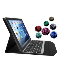 witsp@d All -in-one Bluetooth  Keyboard Case for iPad  Pro 12.9
