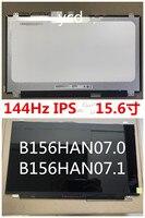 15.6 inch B156HAN07.1 B156HAN07.0 FHD ips computer display 1920*1080 144Hz 40Pin connector 72% kleurbereik LED display