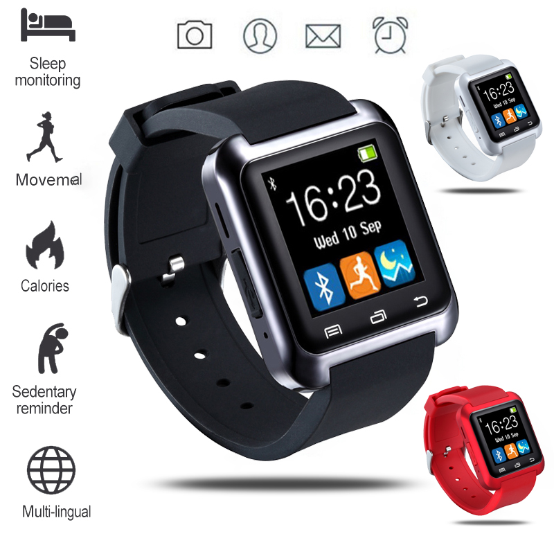 BANGWEI 201 New Men Smart Watch Pedometer LED Color Screen Bluetooth Connection Information Reminder Smart Sport Watch+BOX bangwei men women smart watch information vibration reminder sedentary reminder music player fashion fitness smart digital watch