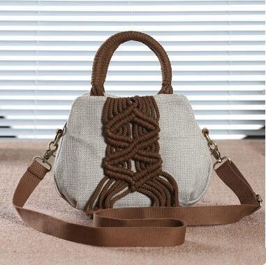 Новая мода Аппликации Многофункциональный Для женщин сумки! милая дама Малый Сумки и сумки через плечо Повседневная несущей Винтаж холст н...
