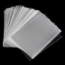 100 шт 65x90 мм карты рукава настольная защита для магического сбора настольная игра