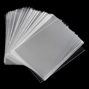 100pcs 65x90mm Card Sleeves Desk Protector For Magical Gathering Board Game New(China)