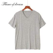 Ночная рубашка из вискозного материала, мужские ночные рубашки, пижамы, Мужская одежда для сна, Мужская короткая одежда для сна, 347