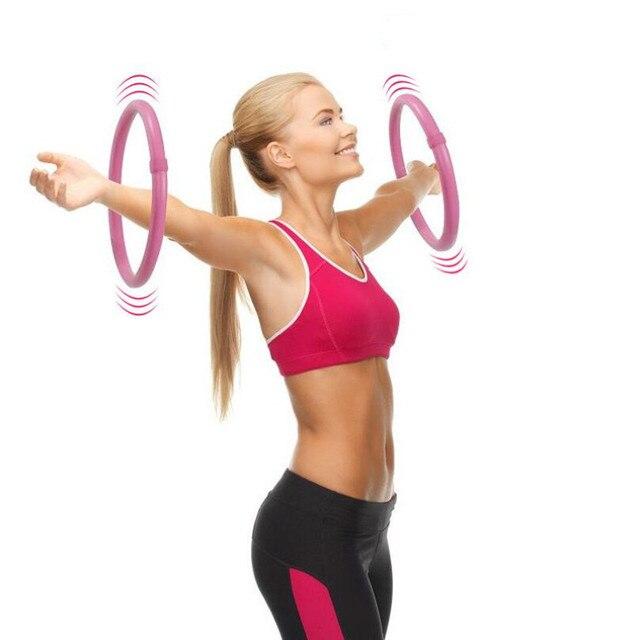 1 Para Arm Yoga Kreise Pilates Sport Gymnastic Fitness Ubungen