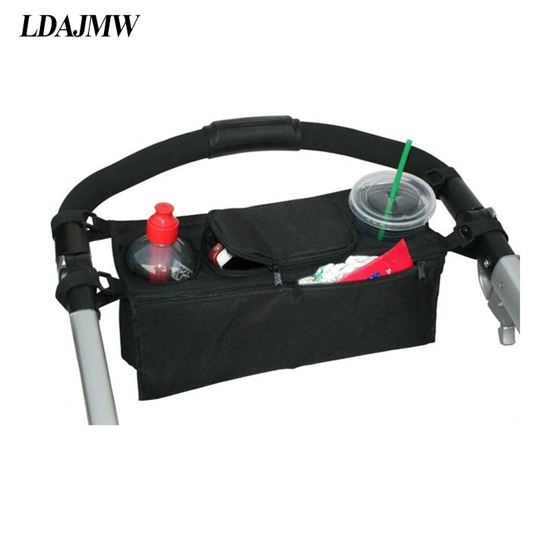 LDAJMW Baby stroller animal Storage bag stroller accessories diaper bag Mummy bag Feeding bottle bag