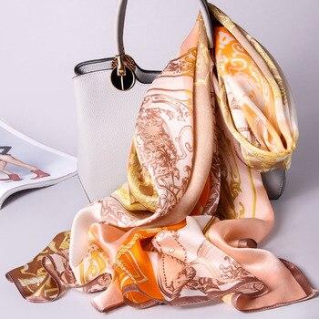 Beautiful Women Scarfs/Shawls 100% Pure Silk