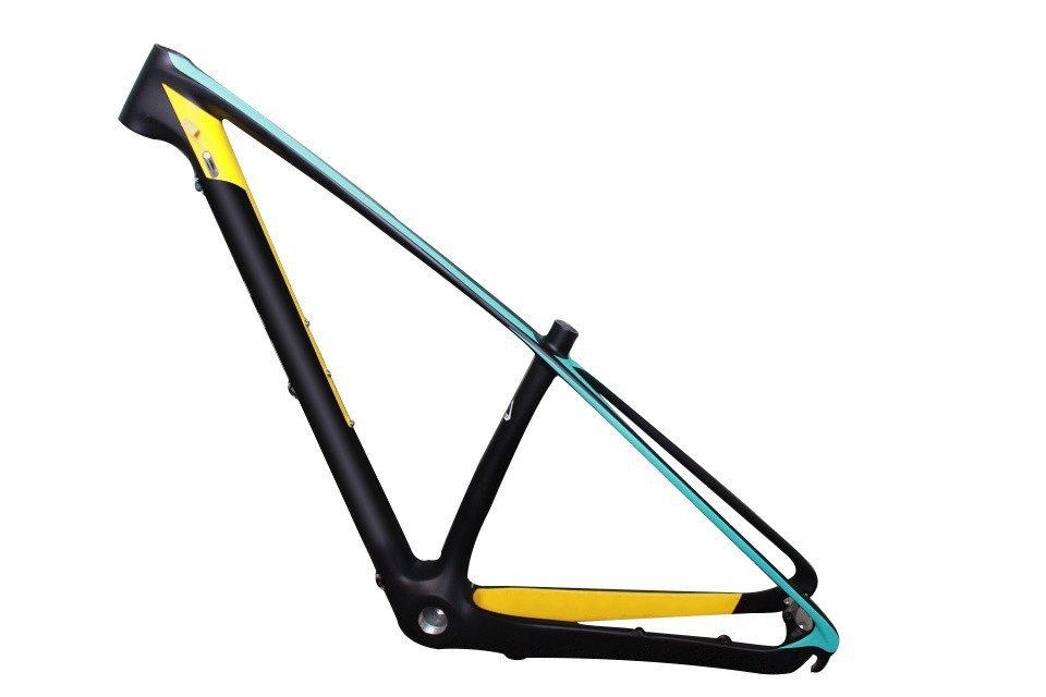 2016 new 29er275er carbon mountain bicycle frame and super light carbon mtb frame 151719