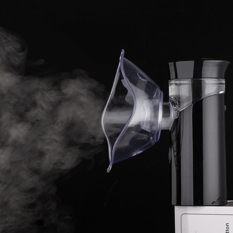 NEW Portable Inhaler Nebulizer Ultrasonic Mesh Nebulizer Home Health Handhead Asthma Nebulizer Inhaler Automizer Children Care