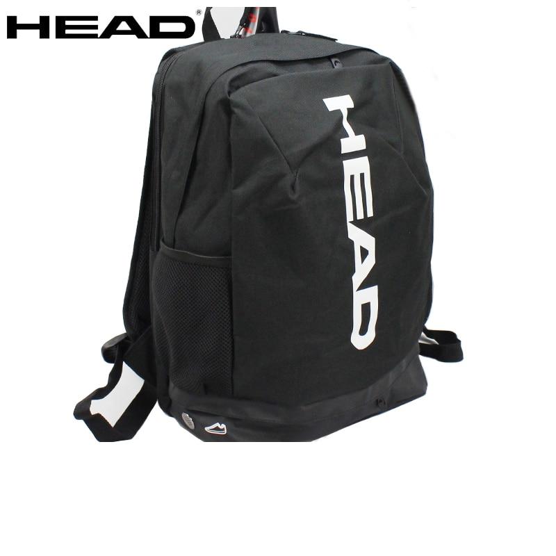 100 Original Head Tennis Bag Tennis Racket Badminton Squash Bag 2 3 Rackets HEAD Tennis Racquet