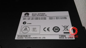 Image 4 - Hw ETP4830A1 001 30A  48v電源zte C300 ETP4830 A1