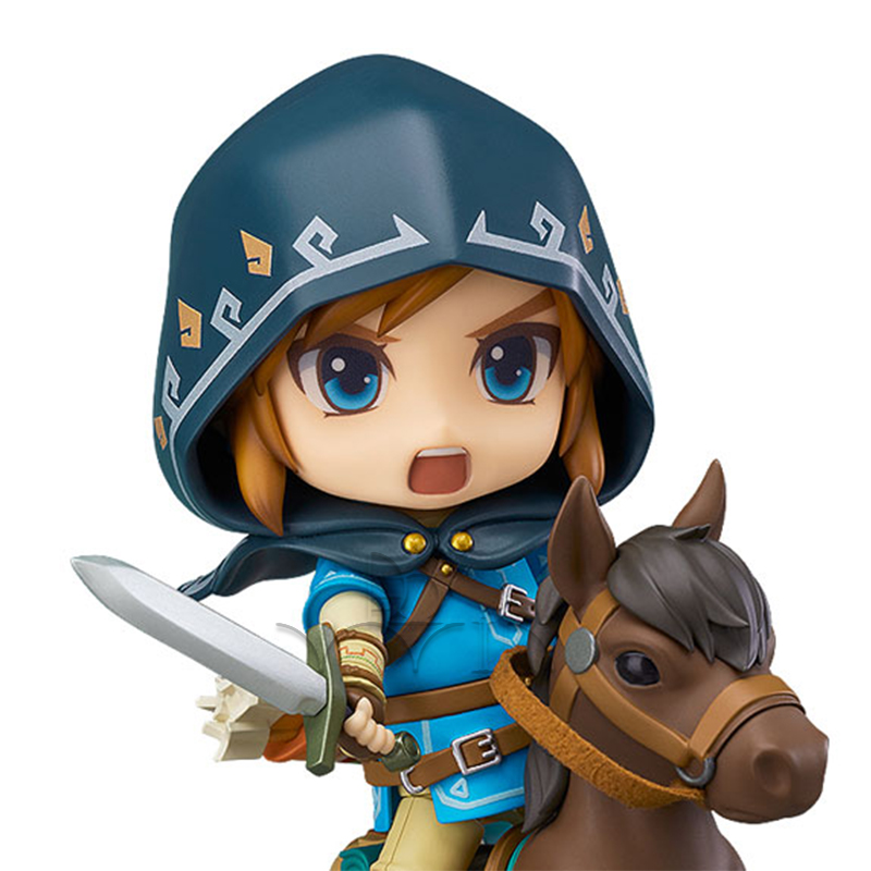 Nendoroid ride horses Link figure Breath of the Wild Ver DX Edition ride ride ox4 the best of ride