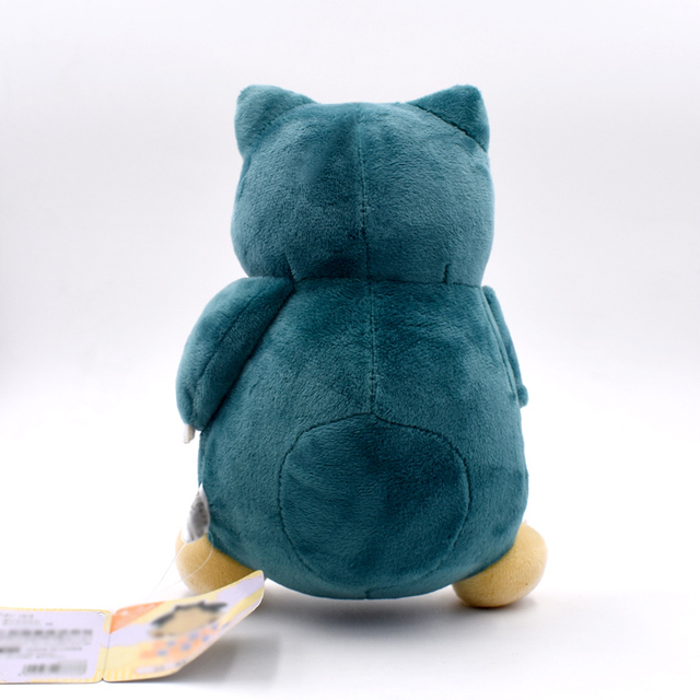 15 sztuk/zestaw 20cm Cartoon Snorlax pluszowe Peluche zabawki słodkie Snorlax miękkie nadziewane lalki dla dzieci prezent darmowa wysyłka