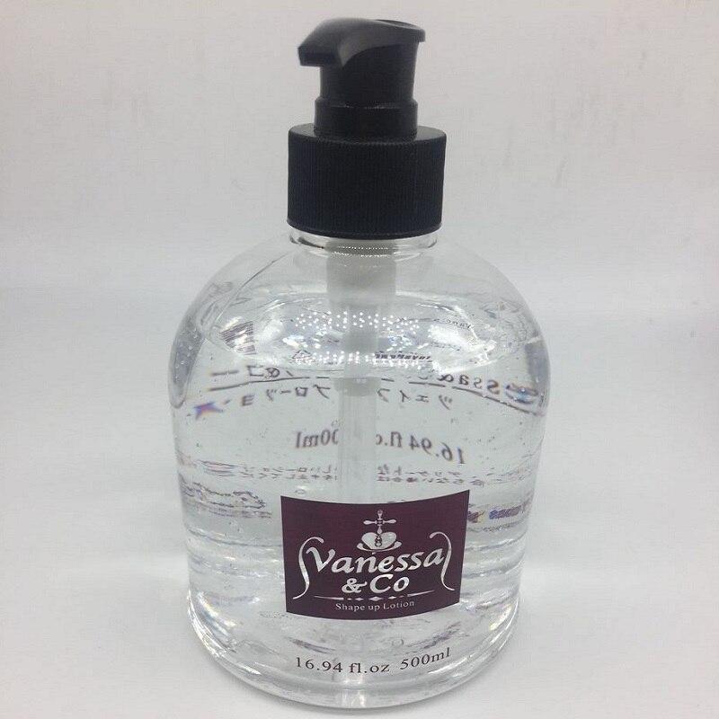 500 ml Lubrificante Sexo Anal Vaginal Lubrificação, Japão AV Lubrificação Pessoal Insinuou Adultos Produtos Do Sexo para o Sexo Masculino e Feminino