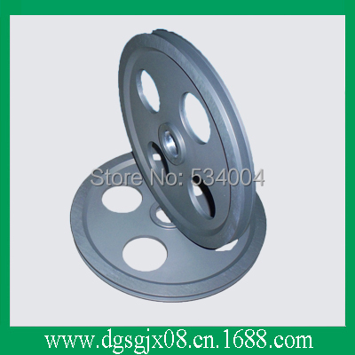 high speed v-belt drive pulley guide wheel pulley toothed belt drive motorized stepper motor precision guide rail manufacturer guideway