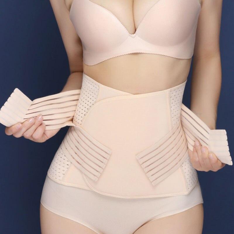 Bustier     Corset   Body Shaper Waist   Corsets   Slimming Belt Waist trainer Modeling strap Abdomen Tummy Shaper Belt Postpartum   Corset