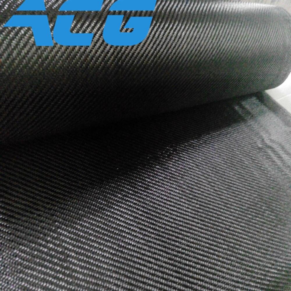Darmowa wysyłka 10 m/partia 200GSM tkanina z włókna węglowego 3 K tkaniny w Materiał od Dom i ogród na  Grupa 2