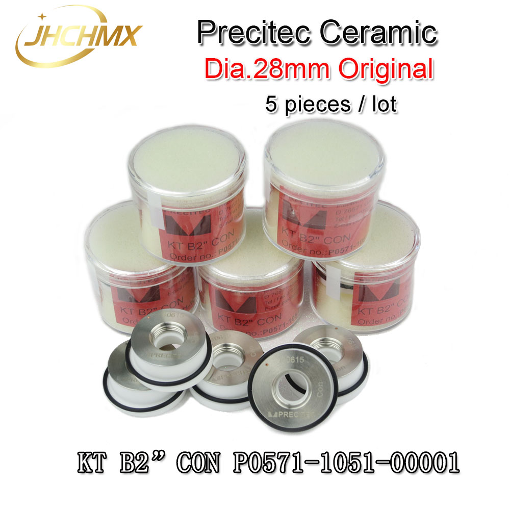 High Quality 5pcs Precitec Ceramic Same Original KTB2