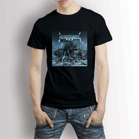 Awesome Shirts Crew Neck Short Sleeve Christmas Death Angel The Dream Calls For Blood Shirt For