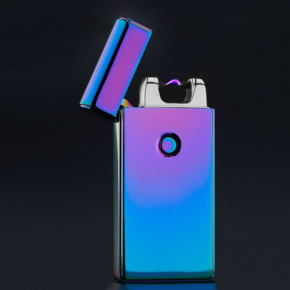 New Product USB Rechargeable Electronic Cigarette Lighter Most Popular Lighter Send friend gift arc lighter