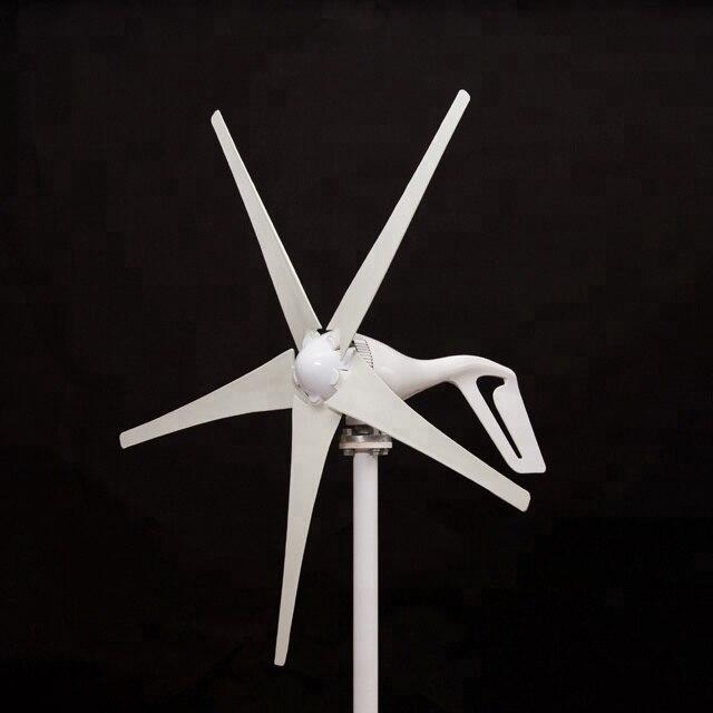 12 V 24 V DC 400 w Mini éolienne pour un usage domestique et marin, installation facile micro éoliennes