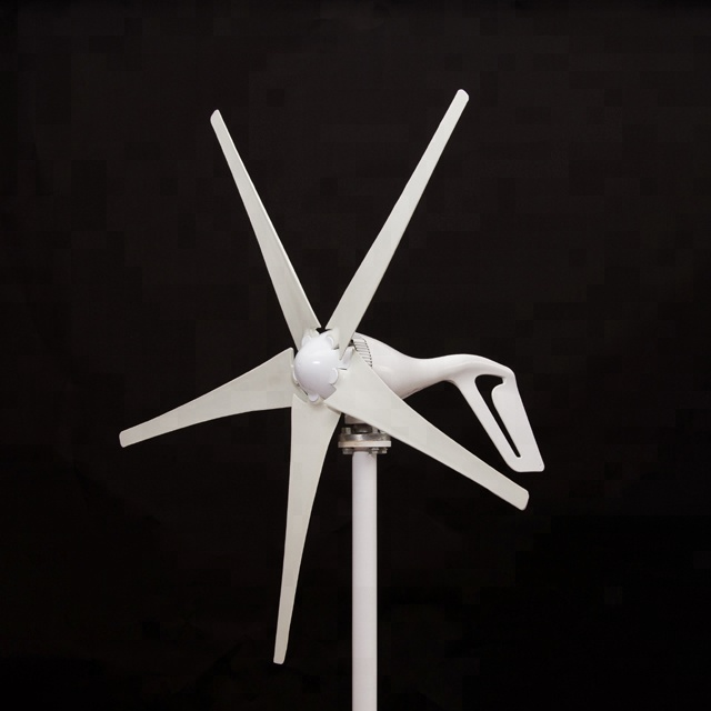 12V 24V DC 400w Mini Wind Turbine Generator for home use and marine use, easy installation micro windmills
