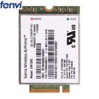 Сьерра-Gobi5000 EM7355 LTE 4G WWAN 04X6038 NGFF, Wi-Fi карты для lenovo T440 X240 W540 T440P T431S