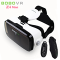 Xiaozhai BOBOVR Z4 Mini 3D Glasses Helmet Mobile 3D Video Virtual Reality VR Headset Cardborad for 4.7-6 Smart Phone +Controller