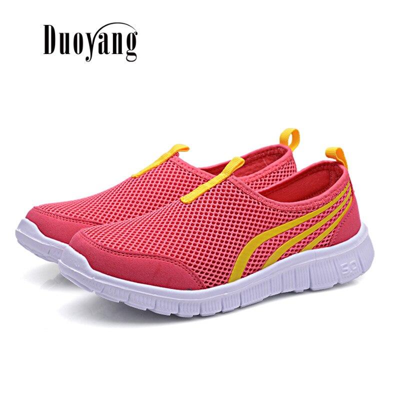 Women casual shoes 2018 Breathable mesh fashion women sneaker shoes tenis feminino skechers women s ez flex 2 chilly fashion sneaker