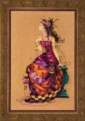 Needlework,DIY Cross Stitch,Sets For Embroidery kits,14CT,elegant fairy