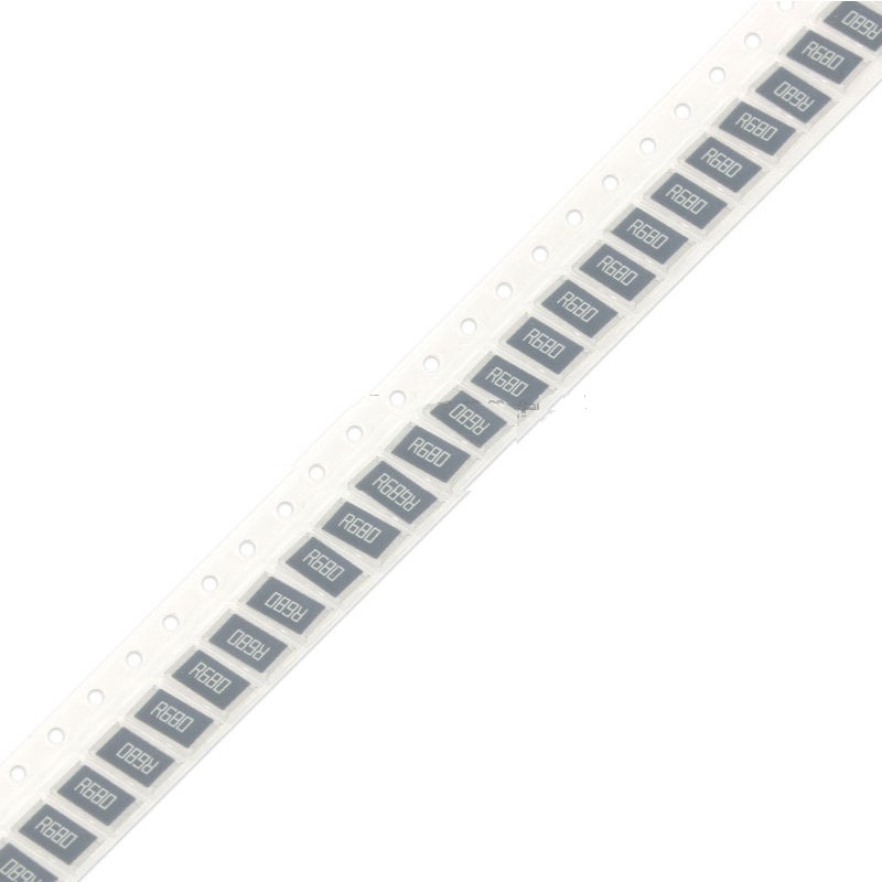 20 Pcs 2512 SMD Resistor 1W 0.02 Ohm 0.02R R020 1% 2512 Chip Resistor High Precision