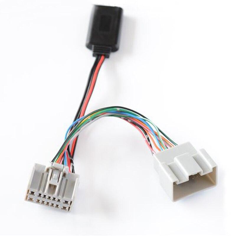 Biurlink Car Bluetooth 4.0 Module Receiver Wireless AUX IN