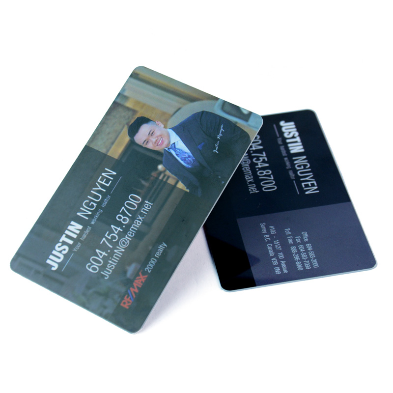 Top sale customized print glossy finish plastic pvc business card in top sale customized print glossy finish plastic pvc business card in business cards from office school supplies on aliexpress alibaba group reheart