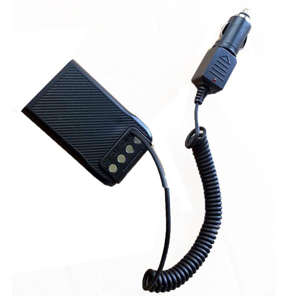 imágenes para YIDATON Eliminador de Baterías de Radio Adaptador de 12 V Para la Radio CB Walkie Talkie HYT Hytera PD680 PD500 PD560 PD660 B024