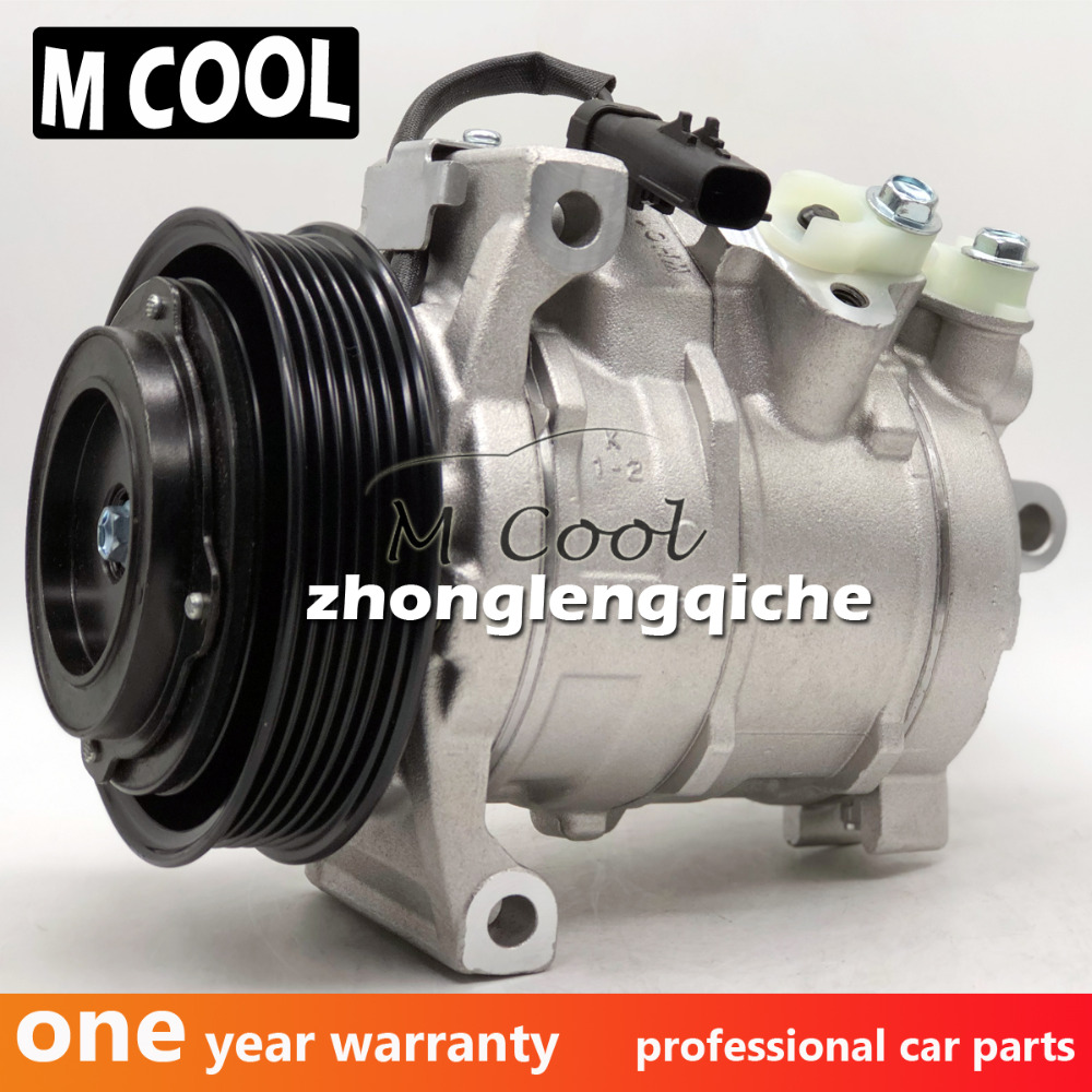 Brand New AC Compressor For Chrysler 300 V8 Dodge Challenger Charger For Jeep Grand 68028917AB 68028917AC 68028917AE