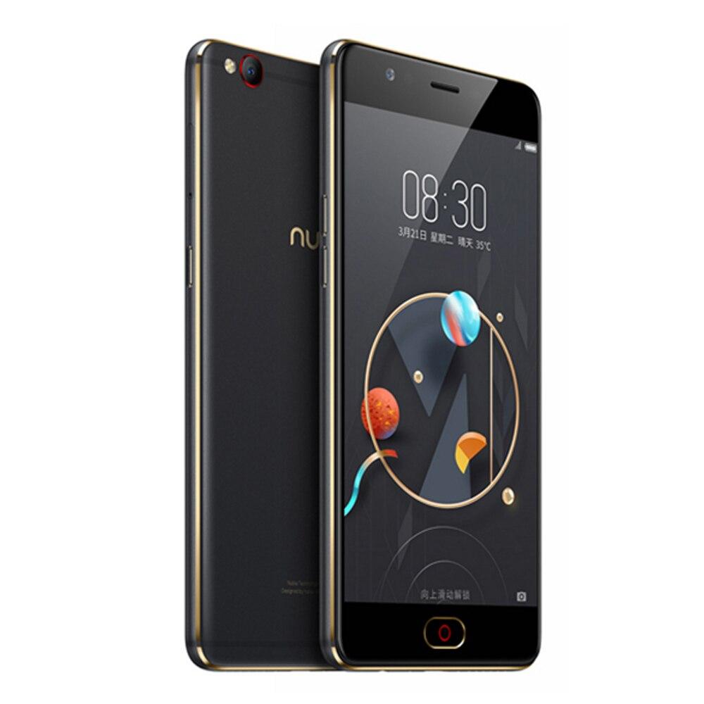 Nubia M2 Lite NX573J 5 5inch MT6750 Octa Core 1 5GHz Mobile Phone 4GB 32GB 16