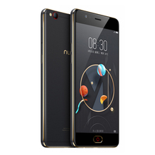 Nubia M2 Lite NX573J 5.5inch MT6750 Octa Core 1.5GHz Mobile Phone 4GB+32GB 16.0MP Fingerprint ID 4G LTE 3000mAh Dual SIM