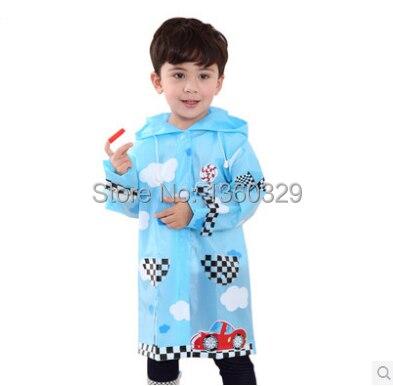 Coréenne de Conception burberry   enfants Imperméable Bébé Imperméable Jaune  Rose Bleu de Bande Dessinée Garçons 84174248549a