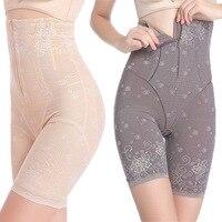 Minceur Pantalon Taille Haute Tummy Control Culottes Butt Lifter Shaper Corps Shapers Femmes Minceur Sous-Vêtements Pantalon S M L XL 2XL 3XL