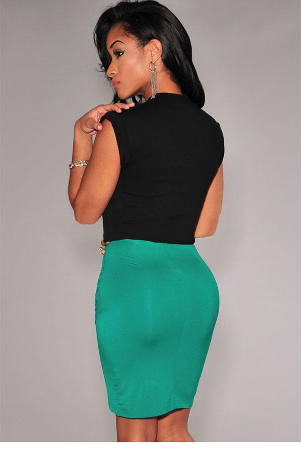 Black Women Skirt - Dress Ala