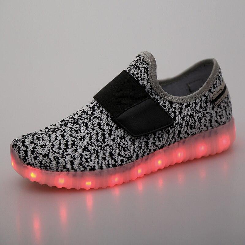 Këpucë për fëmijë Djemtë dhe Vajzat e Modës 7 Dritat - Këpucë për fëmijë - Foto 2
