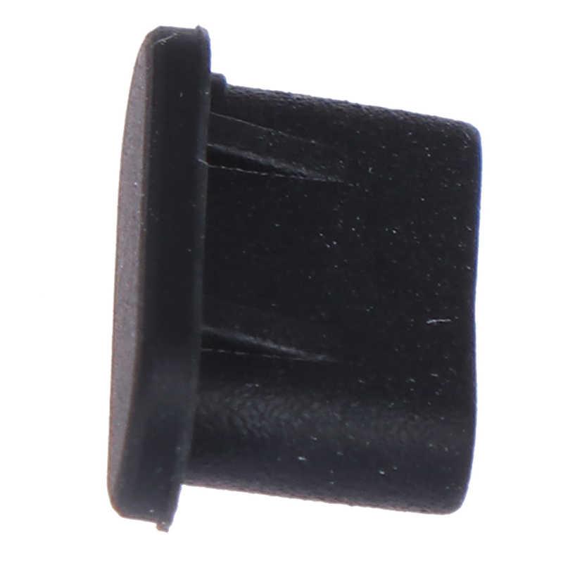 5 pcs Toz Geçirmez Kapak Cap Jack Şarj Fiş USB Tip-C Bağlantı Noktası Anti-toz tak Için Cep Telefonu