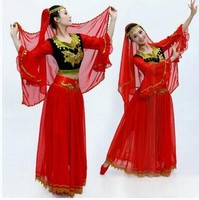 Belly Dance Costume Bollywood Costume Indian Dress bellydance Dress Womens Belly Dancing Costume Sets Tribal Skirt