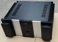 KSA 50S big Class A amplifier full aluminum chassis case enclosure 480*224*424mm