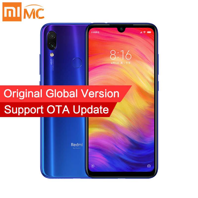 Global Version Xiaomi Redmi Note 7 4GB 64GB MIUI 10 Smartphone Snapdragon  660 Octa Core 6 3