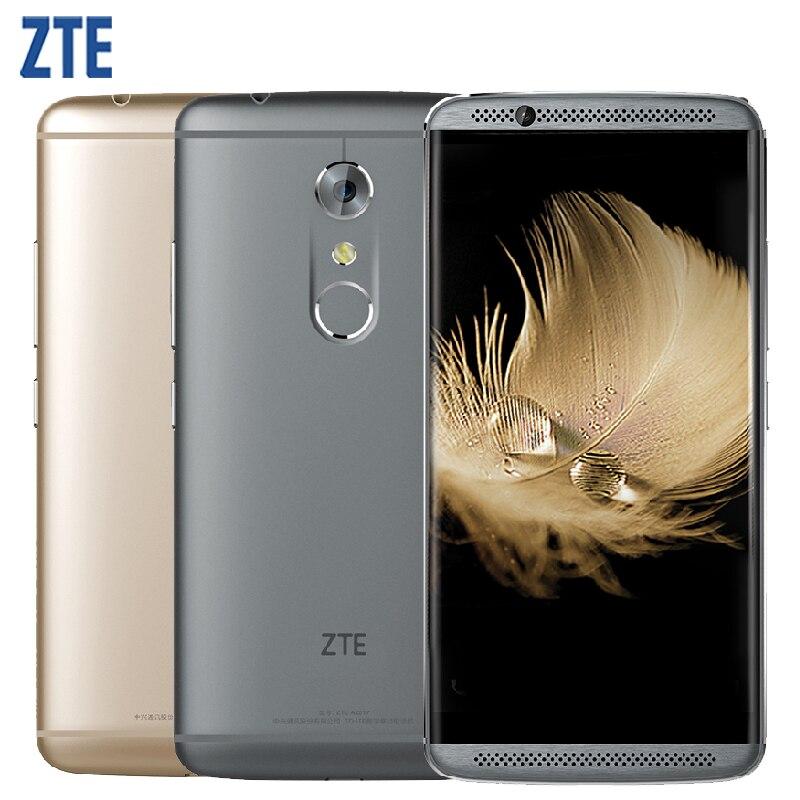 Original zte axon 7 a2017 teléfono celular 4 gb ram 128 gb rom 20.0MP MSM8996 Sn