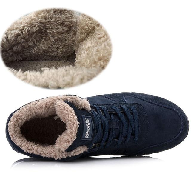 Men Winter Sneakers 6